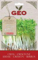 Semi di crescione da germogliare Geo