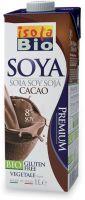 Soia cacao drink Isola bio