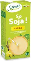 Soya drink vaniglia calcium Sojade