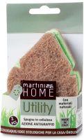 Spugna in cellulosa utility - azione antigraffio Martini spa