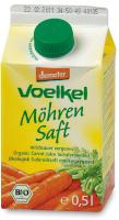 Succo di carota a fermentazione lattica Voelkel