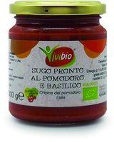 Sugo pronto pomodoro basilico Vivibio
