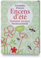 Summer incense a cono Les encens du monde