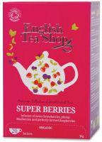 Super berries English tea shop