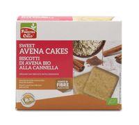 Sweet avenacakes - biscotti di avena alla cannella La finestra sul cielo