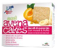 Sweet avenacakes - biscotti di avena con muesli & frutta La finestra sul cielo