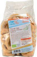 Taralli di grano khorasan kamut Zer%lievito