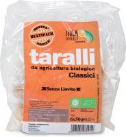 Taralli scaldati classici in multipack Isola coop. soc.