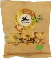 Tarallini pugliesi all'olio extravergine di oliva Alce nero