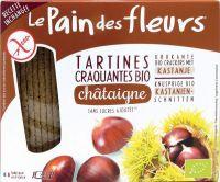 Tartine riso castagna Pain des fleurs