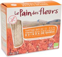 Tartine tostate alla quinoa Pain des fleurs