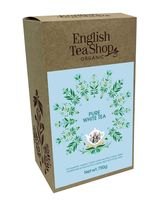Te bianco English tea shop