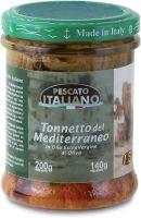 Tonnetto del mediterraneo in olio extra vergine di oliva Iasa il gustoso
