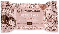 Uberball cacao cuor cremoso nocciola Ambrosiae