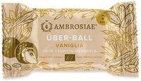 Uberball vaniglia cuor cremoso mandorla Ambrosiae