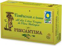 Ventresca di tonno all'olio extravergine di oliva Pescantina