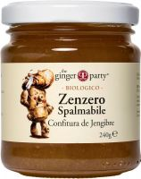 Zenzero spalmabile Ginger party