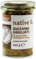 Zucchine grigliate Native