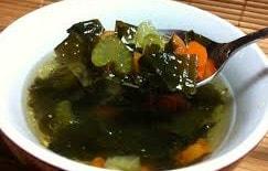 Ricetta Stufato di alga Wakame e verdure