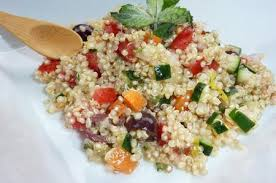Ricetta Quinoa con verdure