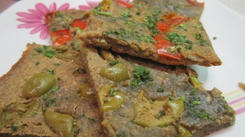 Ricetta Farinata di lenticchie