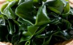 Zuppa di ceci e alga Kombu